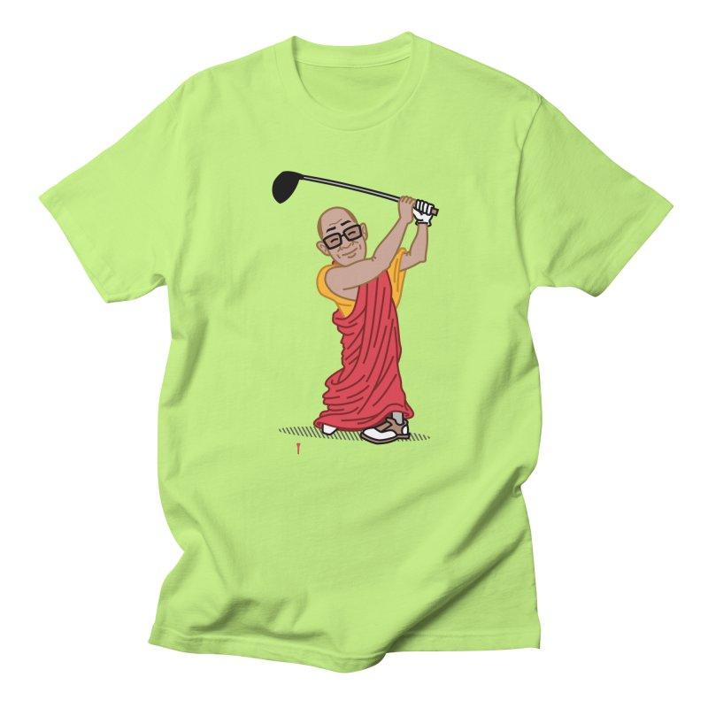 Big Hitter Men's T-Shirt by Ben Douglass