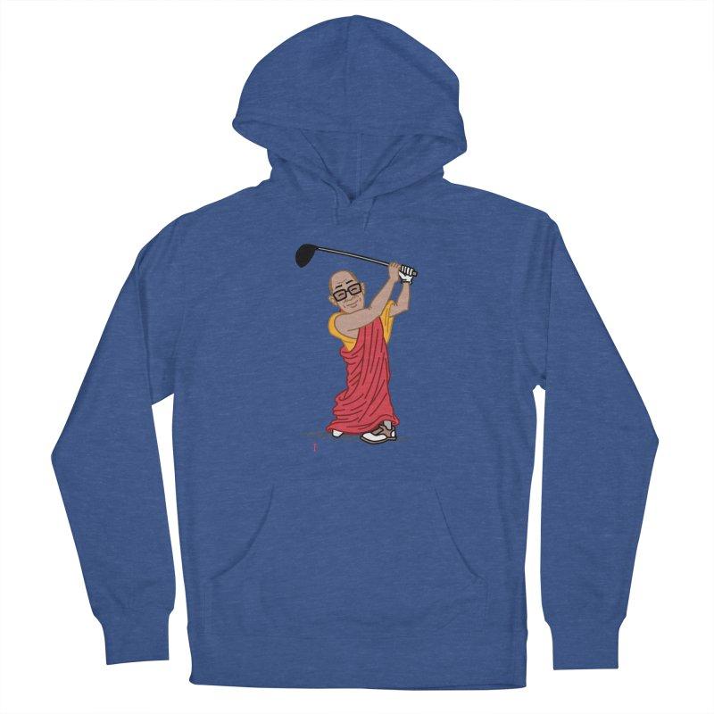 Big Hitter Men's Pullover Hoody by Ben Douglass