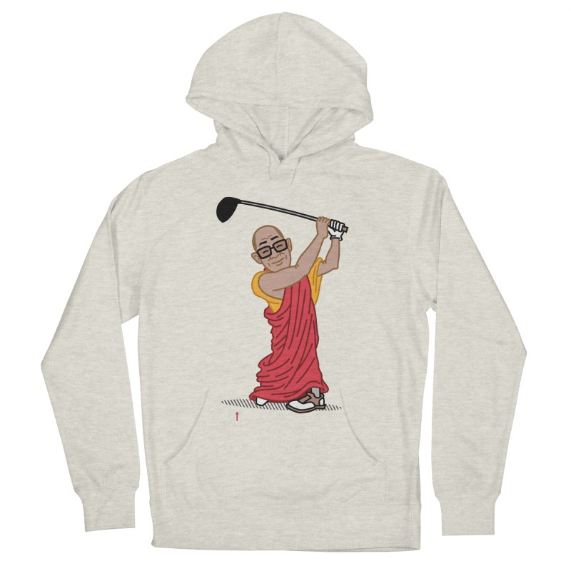 Big Hitter Men's French Terry Pullover Hoody by Ben Douglass