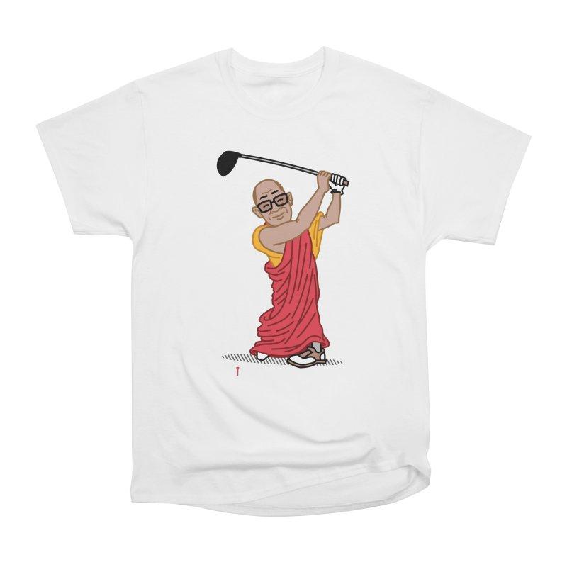Big Hitter Men's Heavyweight T-Shirt by Ben Douglass
