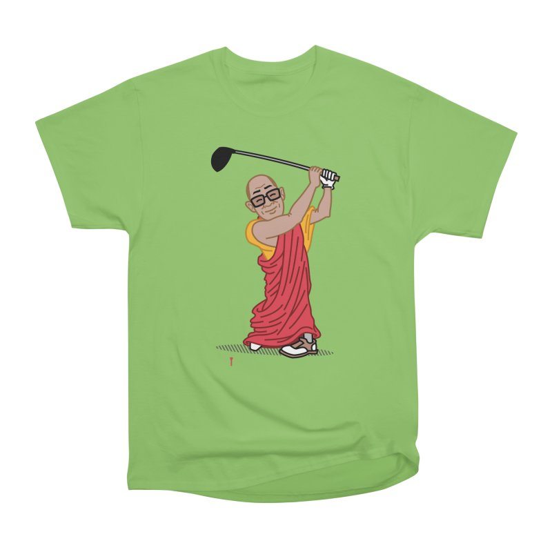 Big Hitter Women's Heavyweight Unisex T-Shirt by Ben Douglass