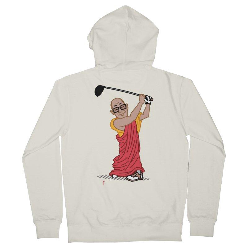 Big Hitter Women's French Terry Zip-Up Hoody by Ben Douglass