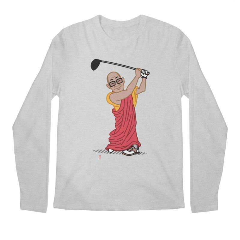 Big Hitter Men's Longsleeve T-Shirt by Ben Douglass
