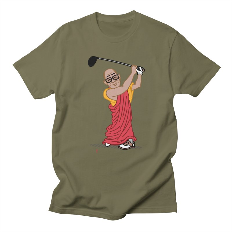 Big Hitter Men's Regular T-Shirt by Ben Douglass