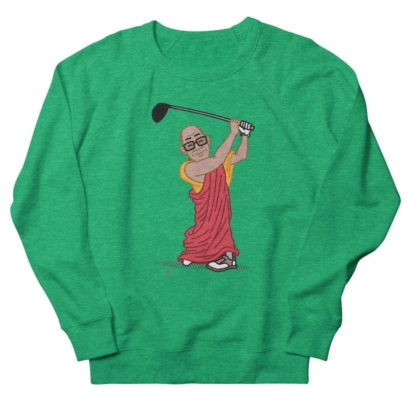 Big Hitter Men's French Terry Sweatshirt by Ben Douglass