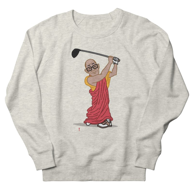 Big Hitter Men's French Terry Sweatshirt by Ben Douglass