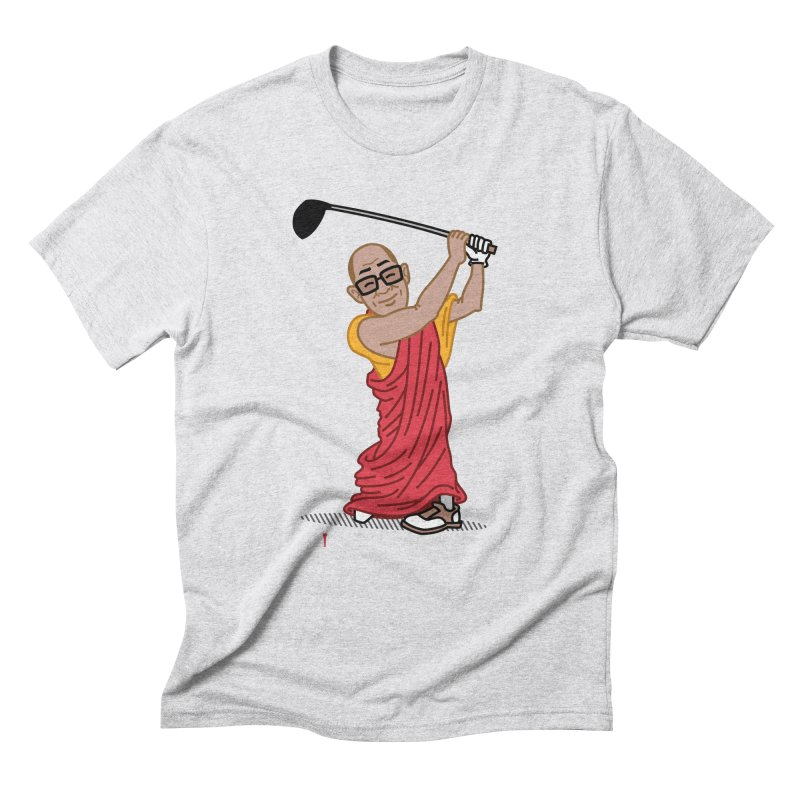 Big Hitter Men's T-Shirt by Ben Douglass
