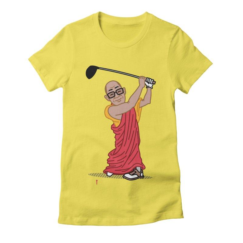 Big Hitter Women's T-Shirt by Ben Douglass