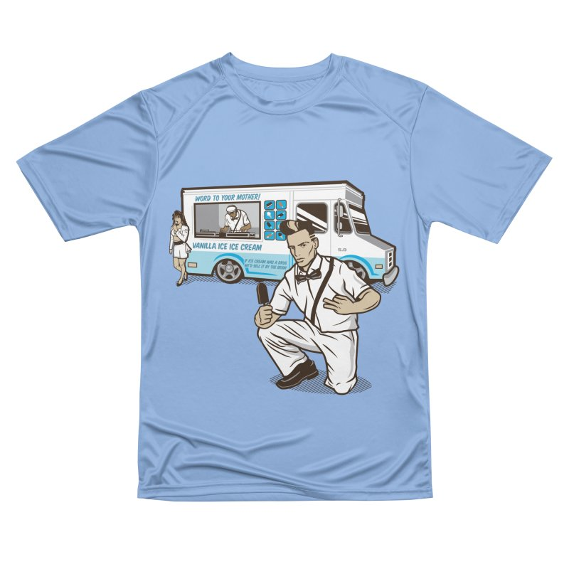 Vanilla Ice Cream Man Men's T-Shirt by Ben Douglass