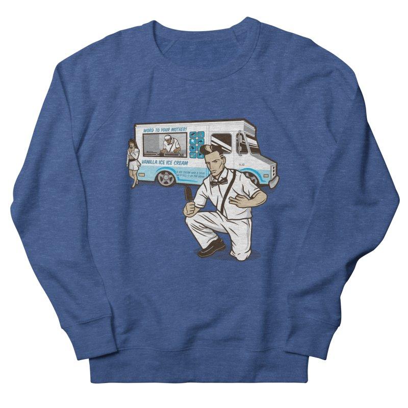 Vanilla Ice Cream Man Men's Sweatshirt by Ben Douglass