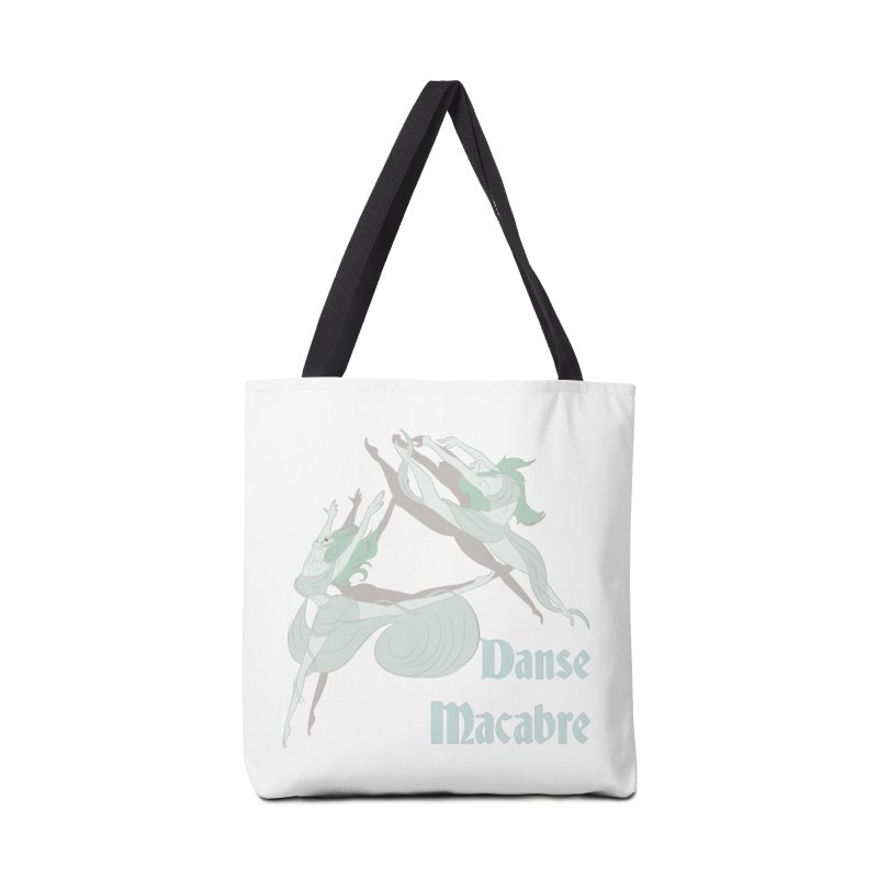 Danse Macabre Banshees Accessories Bag by Beneath Ribbons