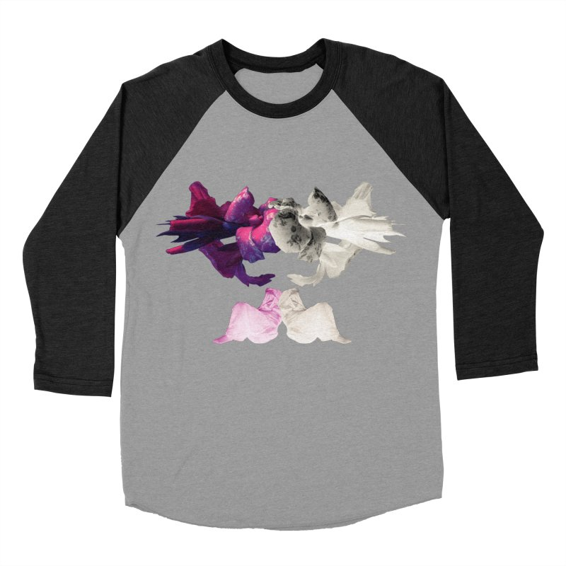 Violet Hour  Women's Baseball Triblend T-Shirt by Beneath Ribbons