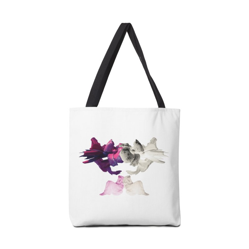 Violet Hour  Accessories Bag by Beneath Ribbons