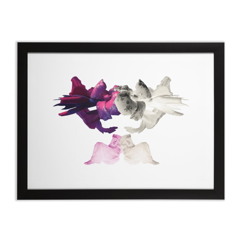 Violet Hour  Home Framed Fine Art Print by Beneath Ribbons