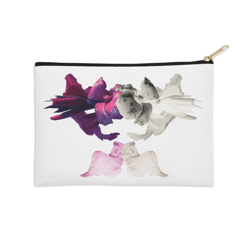 Violet Hour  Accessories Zip Pouch by Beneath Ribbons