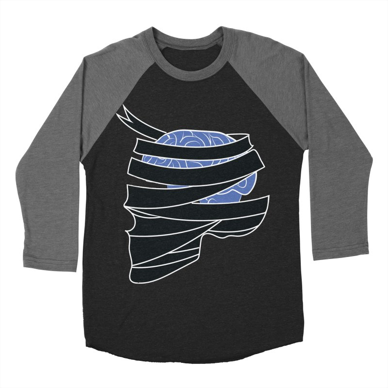 Beneath Ribbons Women's Baseball Triblend T-Shirt by Beneath Ribbons