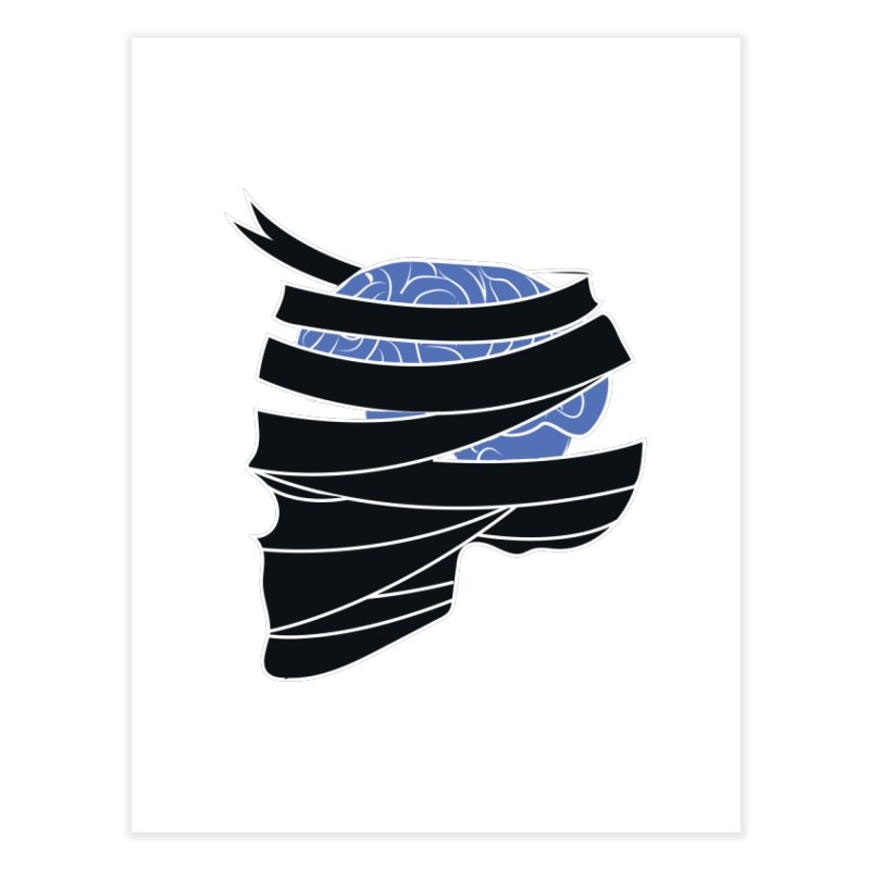 Beneath Ribbons Home Fine Art Print by Beneath Ribbons