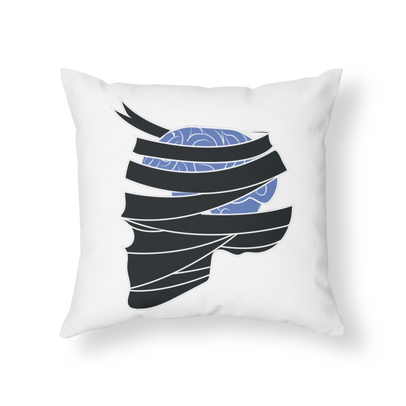 Beneath Ribbons Home Throw Pillow by Beneath Ribbons