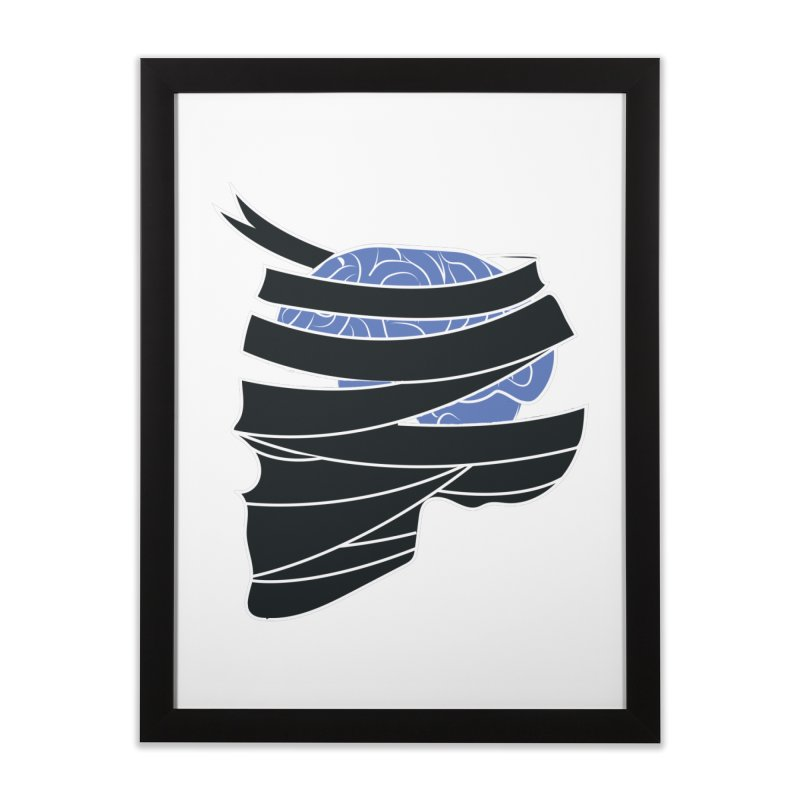 Beneath Ribbons Home Framed Fine Art Print by Beneath Ribbons
