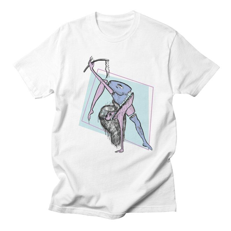 Split Personality Men's T-Shirt by Beneath Ribbons