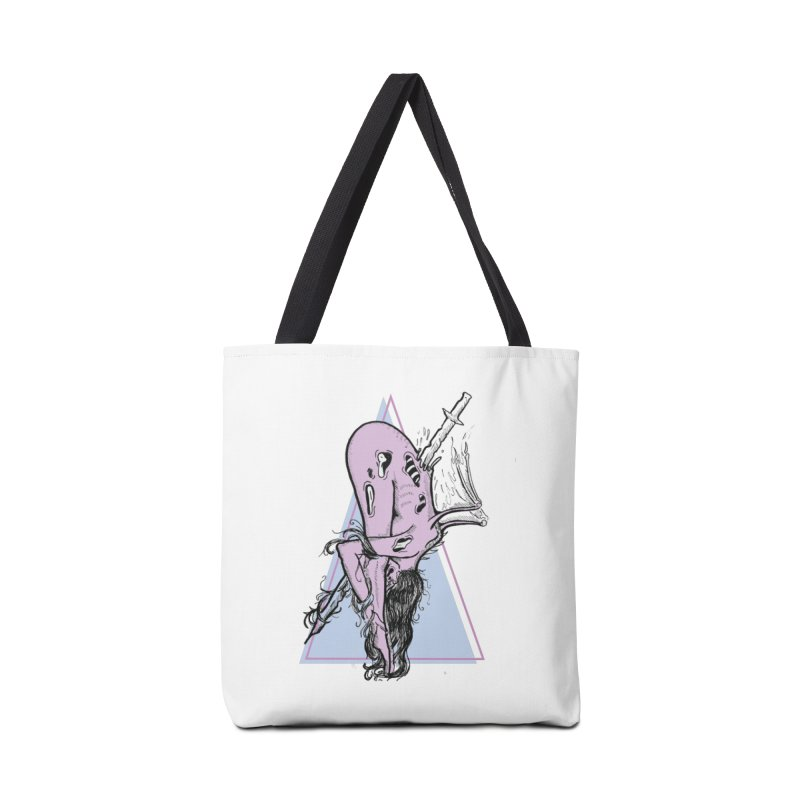 Death of Cupid  Accessories Bag by Beneath Ribbons