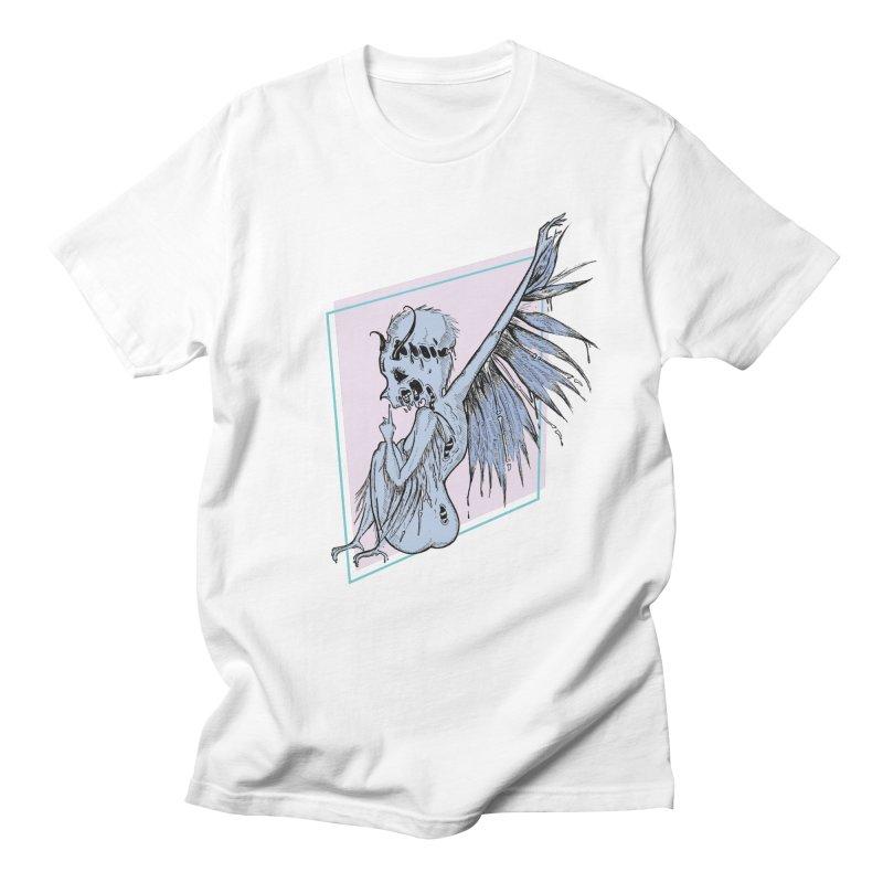 Broken Spirit Men's T-Shirt by Beneath Ribbons