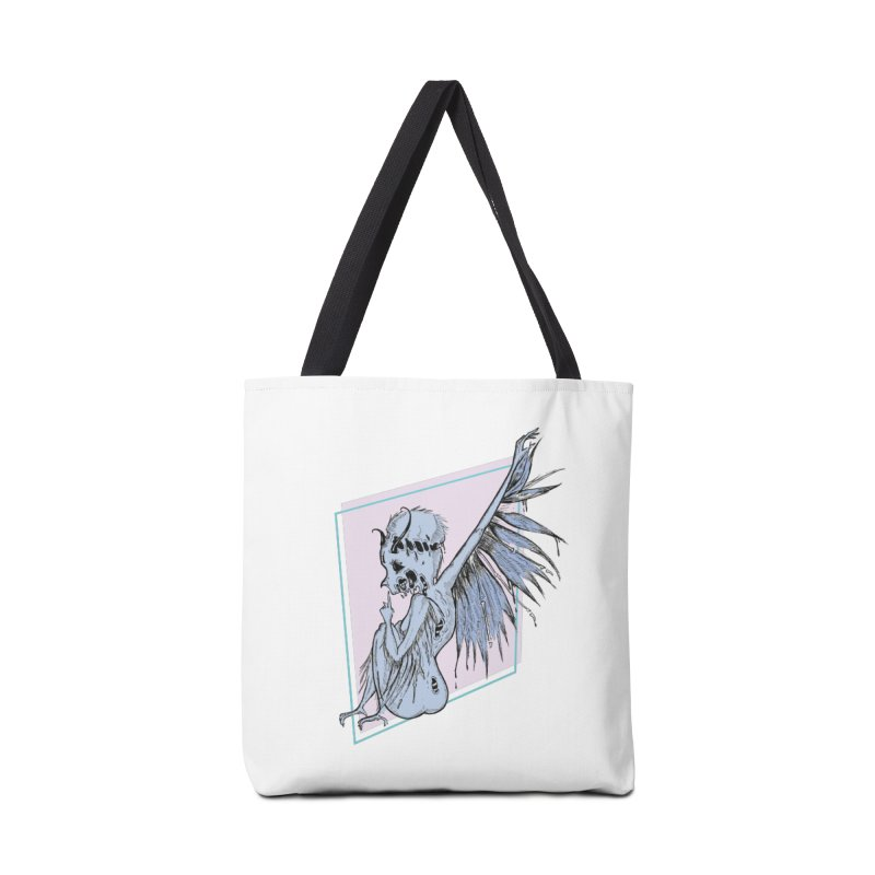 Broken Spirit Accessories Bag by Beneath Ribbons