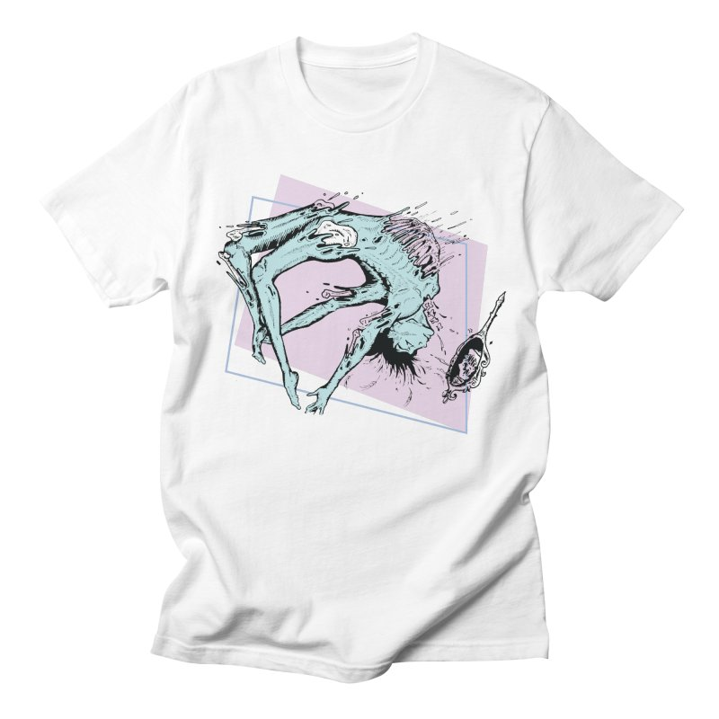 Spilled Skin Men's T-Shirt by Beneath Ribbons