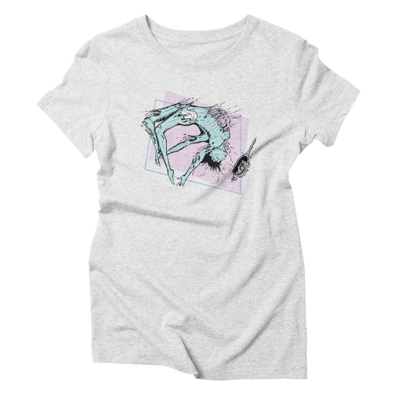 Spilled Skin Women's Triblend T-Shirt by Beneath Ribbons