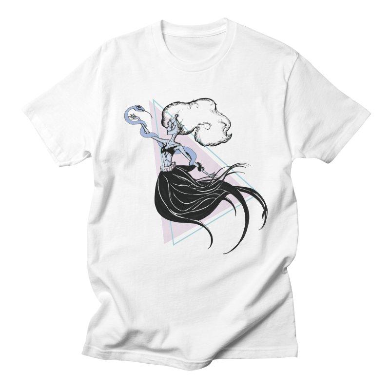 Serpentress Men's T-Shirt by Beneath Ribbons