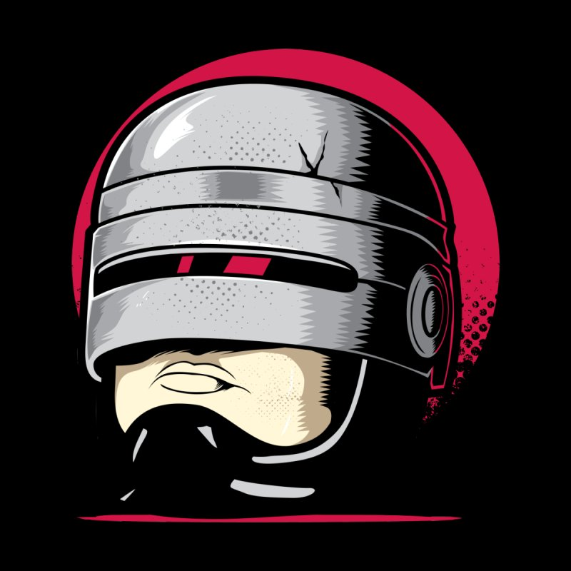 Robocop's Head by benedictlarazo's Artist Shop