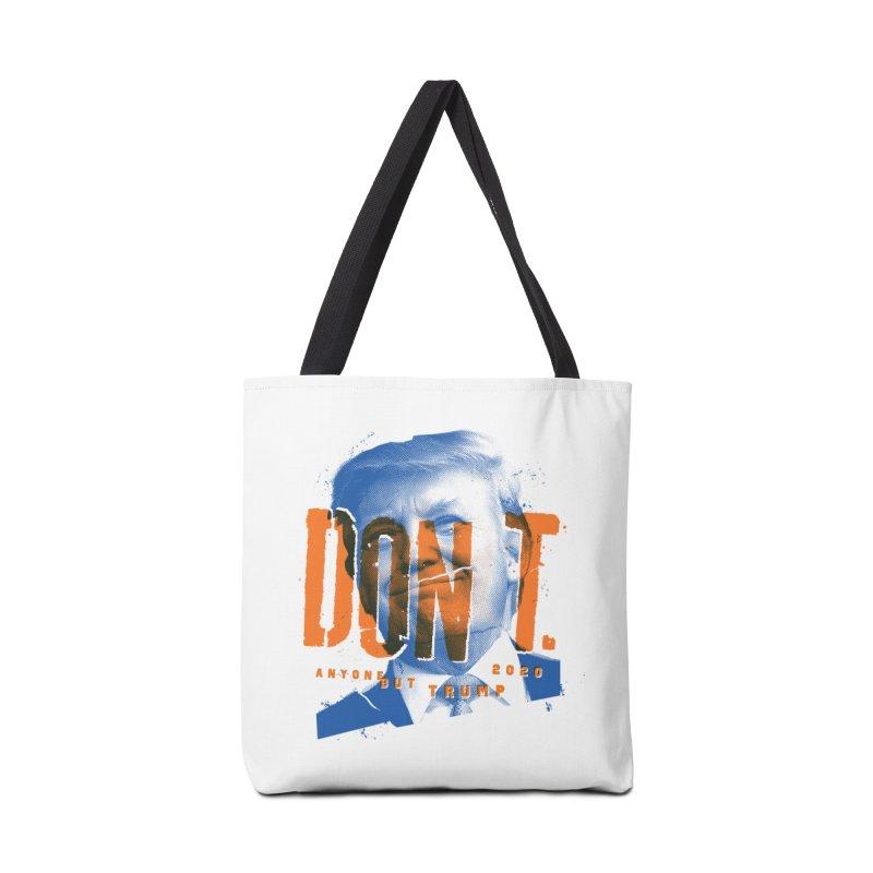 DON'T Accessories Tote Bag Bag by Ben Harman Design