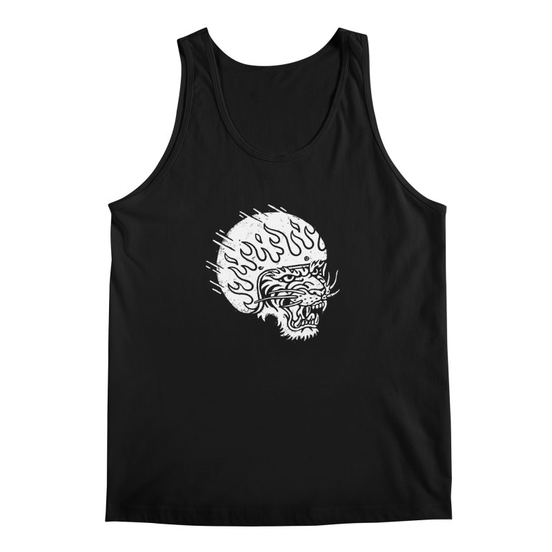 Speed Tiger Men's Regular Tank by Ben Harman Design