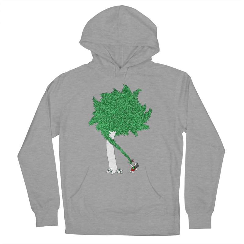The Taking Tree Men's Pullover Hoody by Ben Harman Design