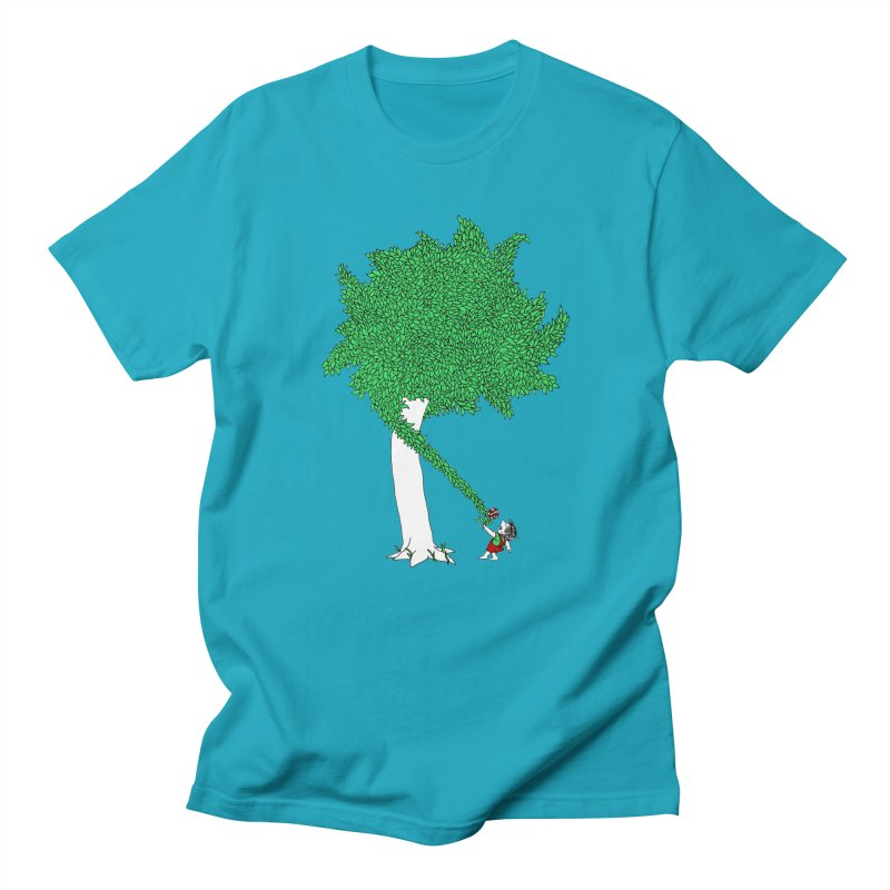 The Taking Tree Men's Regular T-Shirt by Ben Harman Design