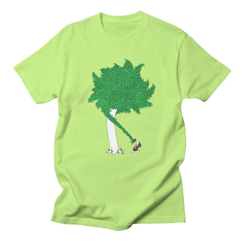 The Taking Tree Men's T-shirt by Ben Harman Design
