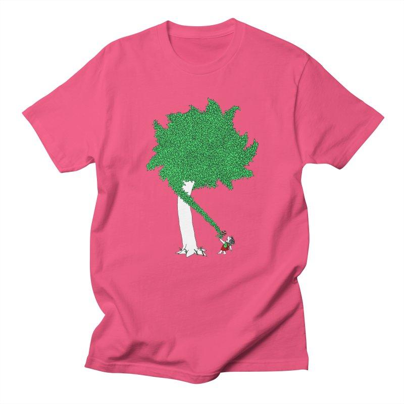 The Taking Tree Men's Regular T-Shirt by Ben Harman Design