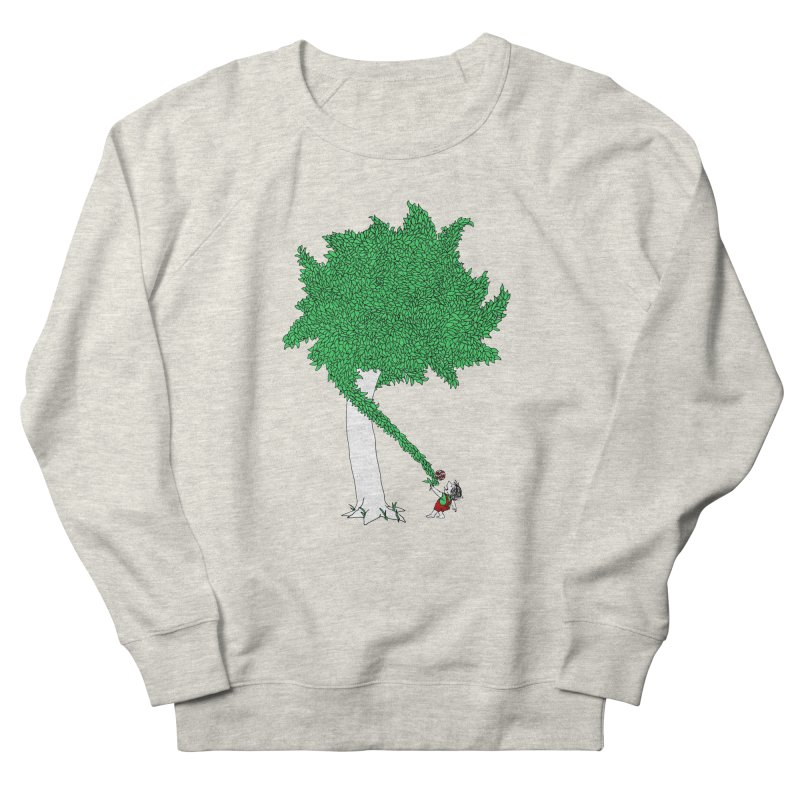 The Taking Tree Women's Sweatshirt by Ben Harman Design