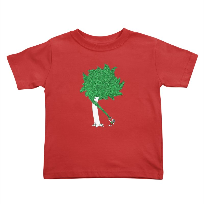 The Taking Tree Kids Toddler T-Shirt by Ben Harman Design