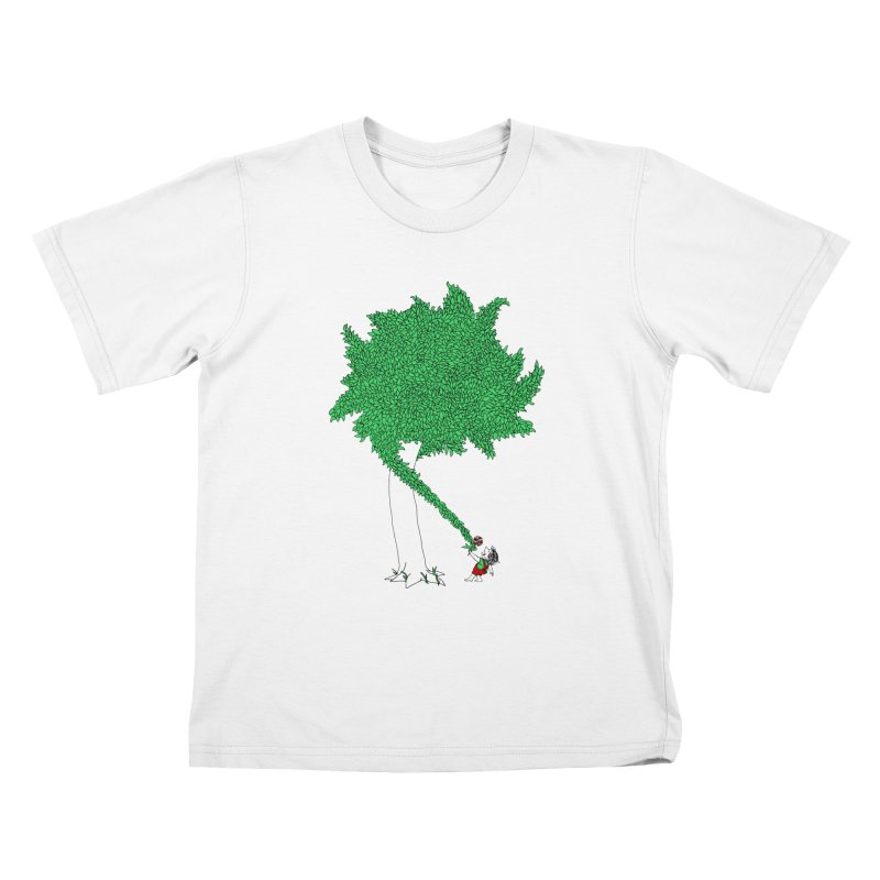 The Taking Tree Kids T-shirt by Ben Harman Design