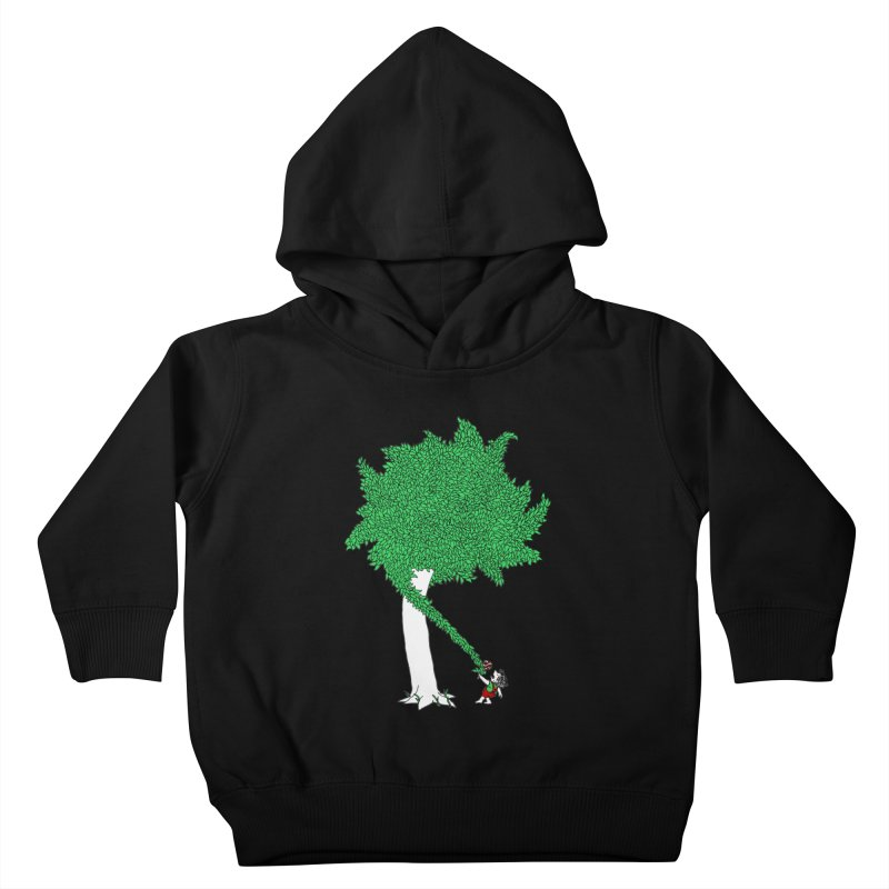 The Taking Tree Kids Toddler Pullover Hoody by Ben Harman Design