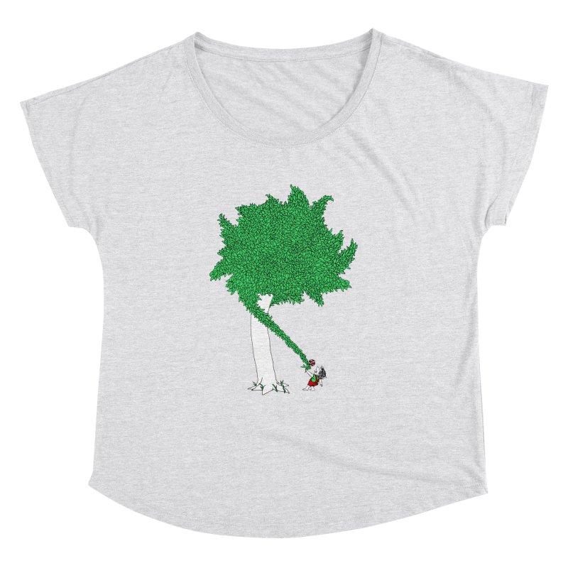 The Taking Tree Women's Dolman by Ben Harman Design