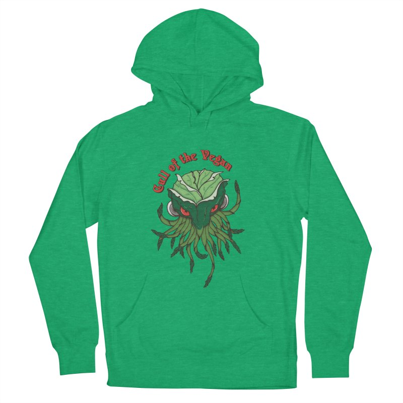 Cull of the Vegan Women's Pullover Hoody by Ben's Shirt Shop of AwesomeShop