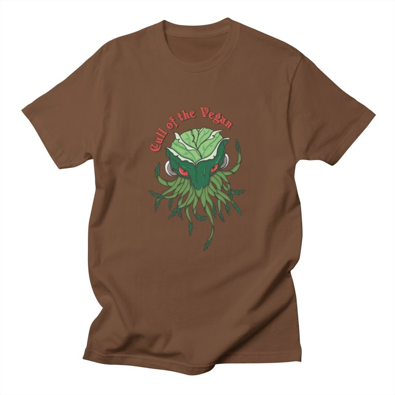 Cull of the Vegan Men's T-shirt by Ben's Shirt Shop of AwesomeShop