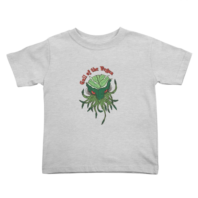 Cull of the Vegan Kids Toddler T-Shirt by Ben's Shirt Shop of AwesomeShop
