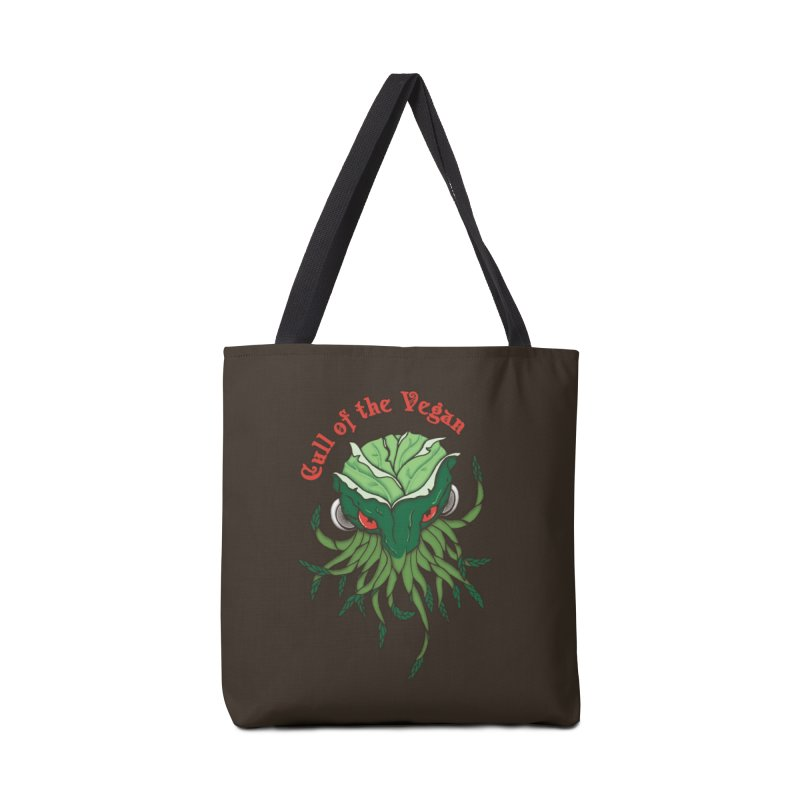 Cull of the Vegan Accessories Bag by Ben's Shirt Shop of AwesomeShop