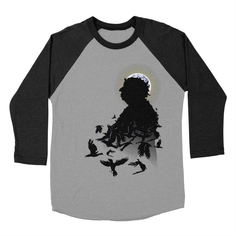 A Tail of Murder Men's Baseball Triblend T-Shirt by Ben's Shirt Shop of AwesomeShop