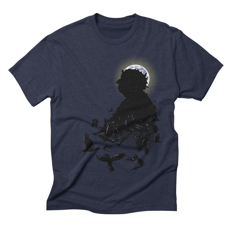A Tail of Murder Men's Triblend T-shirt by Ben's Shirt Shop of AwesomeShop