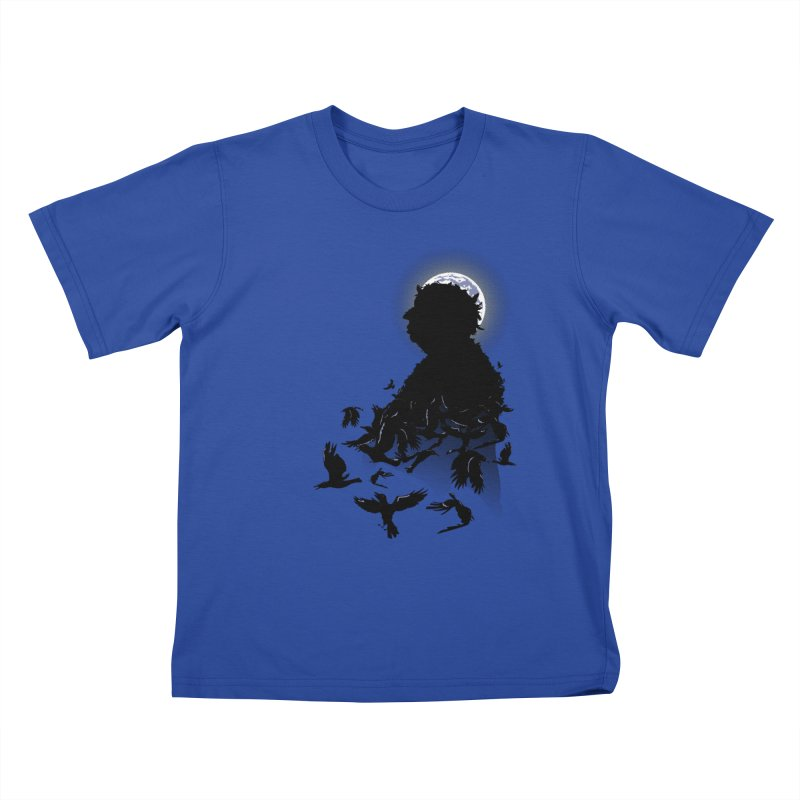 A Tail of Murder Kids T-shirt by Ben's Shirt Shop of AwesomeShop