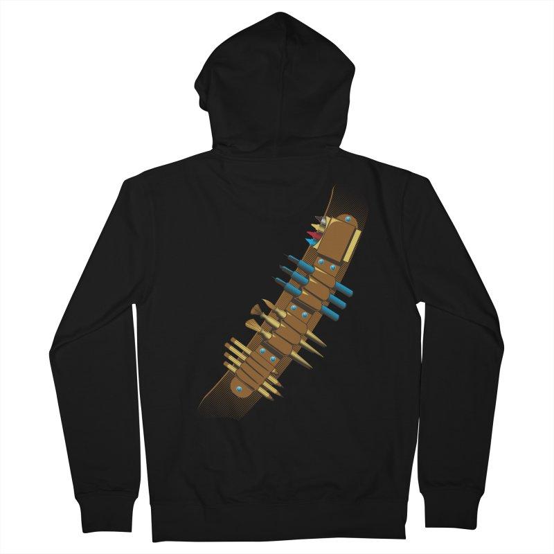 Utility Belt of Design Women's Zip-Up Hoody by Ben's Shirt Shop of AwesomeShop